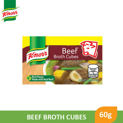 Picture of Knorr Cubes Beef 60g - 045324