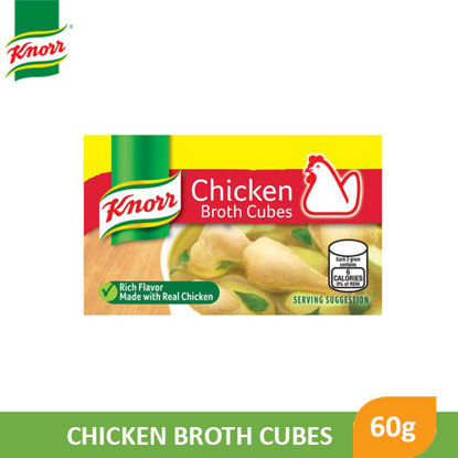 Picture of Knorr Cubes  Chicken 60g - 045316