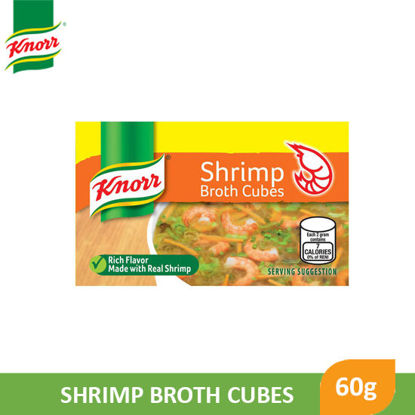 Picture of Knorr Cubes Shrimp 60g - 045318