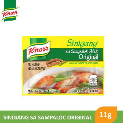 Picture of Knorr Sinigang Sampalok Original 11g - 078071