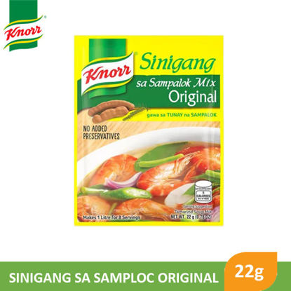 Picture of Knorr Sinigang Sampalok Original 22g - 041998