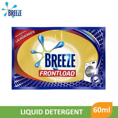 Picture of Breeze Liquid Detergent Frontload 60ml - 096145