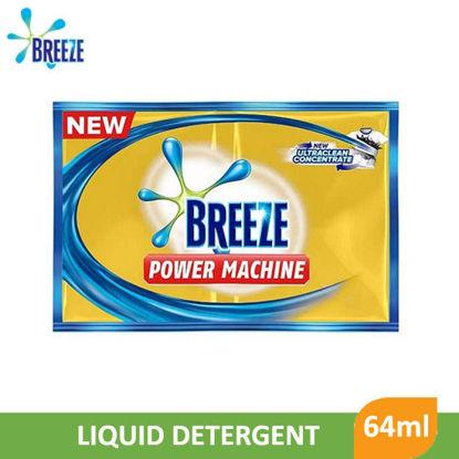 Picture of Breeze Power Machine Liquid Detergent 64ml - 081168