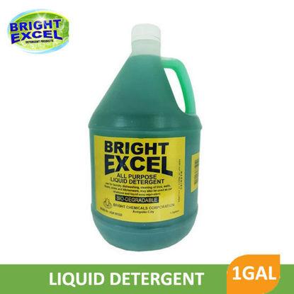 Picture of Bright Excel All Purpose Liquid Detergent 1Gal -  049702