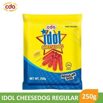 Picture of CDO Idol Cheesedog Regular 250g - 034475