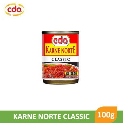 Picture of CDO Karne Norte Classic 100g - 007529