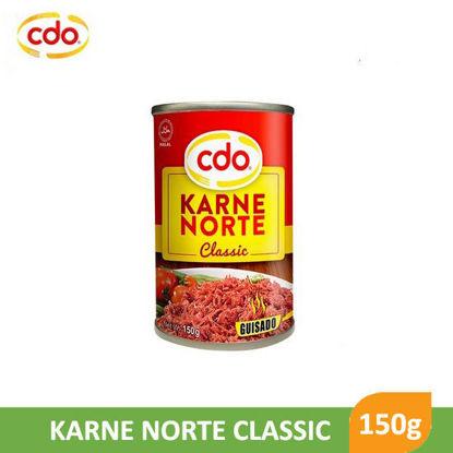Picture of CDO Karne Norte Classic 150g - 007526