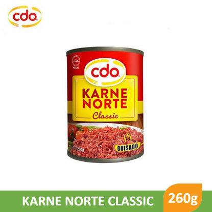 Picture of CDO Karne Norte Classic 260g - 018550