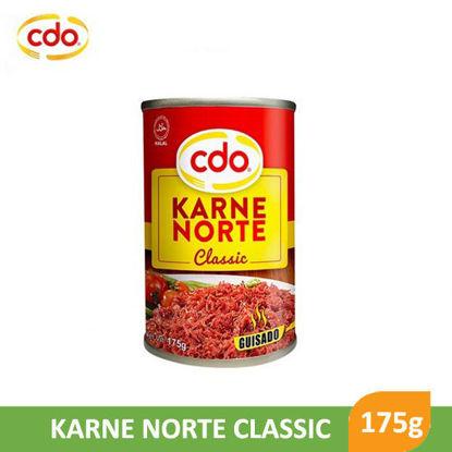 Picture of CDO Karne Norte Classic 175g - 007525