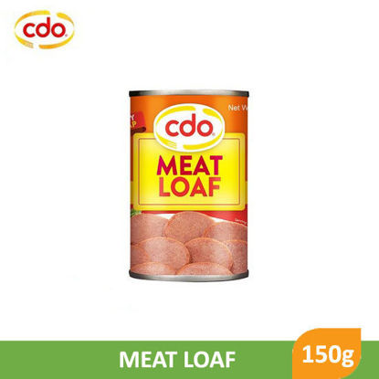 Picture of CDO Meat Loaf 150g - 018556