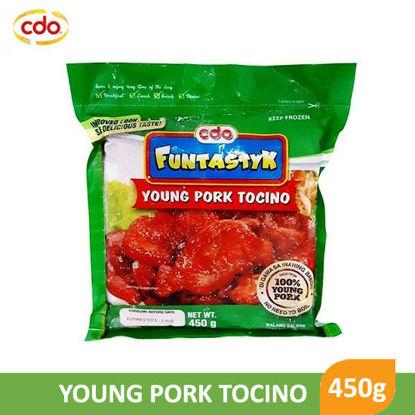 Picture of CDO Funtastyk Young Pork Tocino 450g - 049225