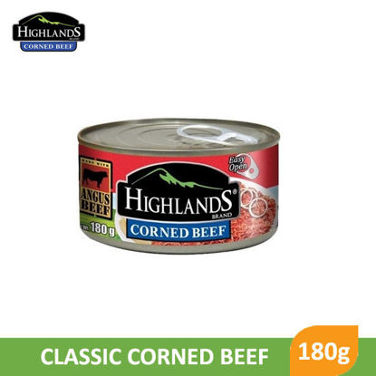 Picture of CDO Highlands Corned Beef 180g  - 063931