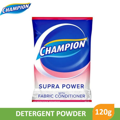 Picture of Champion Supra Powder with Fabric Conditioner 120g -  052690