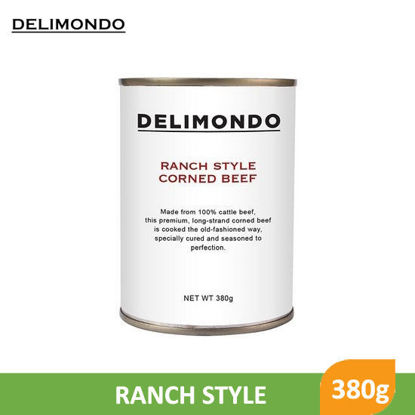 Picture of Delimondo Ranch Style Corned Beef 380g -  080434