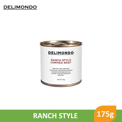 Picture of Delimondo Ranch Style Corned Beef 175g -  097043
