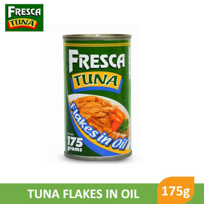 Picture of Fresca Tuna Flakes in Oil 175G - 010472