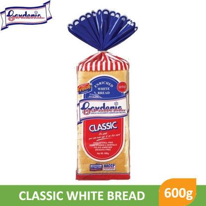 Picture of Gardenia Classic Enriched White Bread 600g -  012022