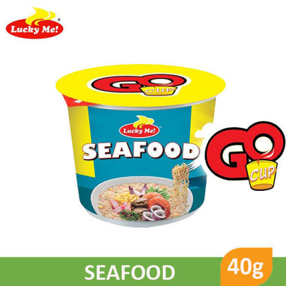 Picture of Lucky Me! Supreme Seafood Mini 40g - 051492