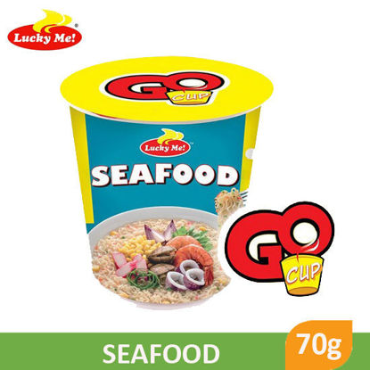 Picture of Lucky Me! Supreme Seafood 70g - 051491