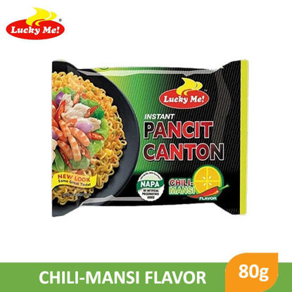 Picture of Lucky Me Pancit Canton Chilimansi 80g -  082987