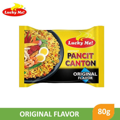 Picture of Lucky Me! Pancit Canton Original 80g -  082988