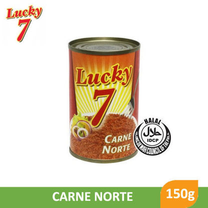 Picture of Lucky 7 Carne Norte 150g -  066920