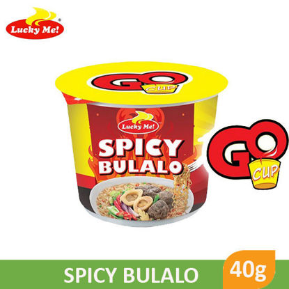 Picture of Lucky Me! Supreme Spicy Bulalo Mini 40g - 079425