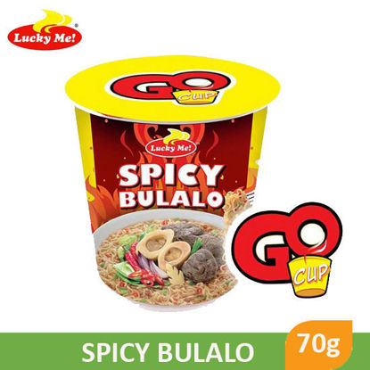 Picture of Lucky Me! Supreme Spicy Bulalo Reg 70g - 079424