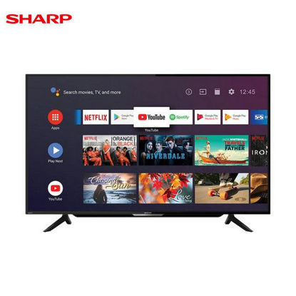 """Picture of Sharp 2T-C50CG1X 50"""" 2K Android TV"""