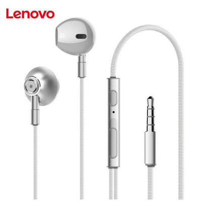 Picture of Lenovo HF140 Half In-Ear Headset - White