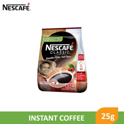 Picture of Nescafe Classic Instant Coffee Refill 25g -  030262