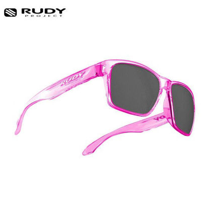 Picture of Rudy Project Lifestyle Eyewear Spinhawk Crystal Pink Smoke