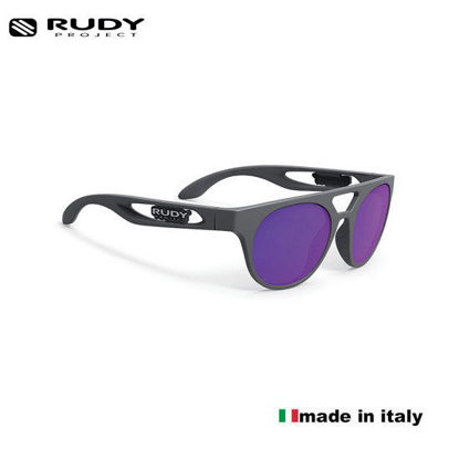 Picture of Rudy Project Lifestyle Eyewear Fiftyone Graphene Matte-Multilaser Violet