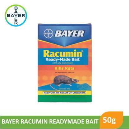 Picture of Bayer Racumin Readymade Bait 50G - 002711
