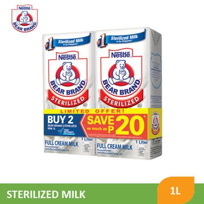 Picture of Bearbrand Sterelized 1L Buy2  - 094435