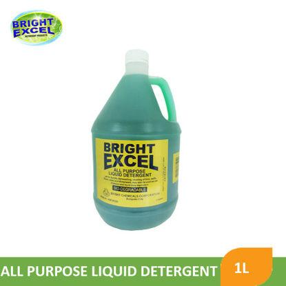 Picture of Bright Excel All Purpose Liq Det 1L - 039036