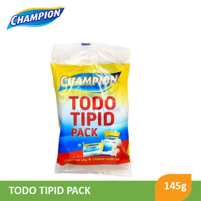 Picture of Champion Det Tipid Pack Powder White - 062545