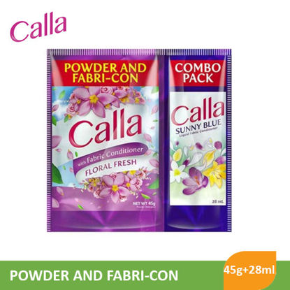 Picture of Calla Hybrid Pack 45G+28Ml - 099657
