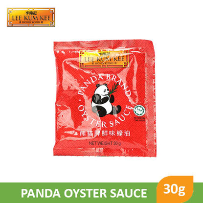 Picture of Lee Kum Kee Panda Oyster Sauce 30g - 066096