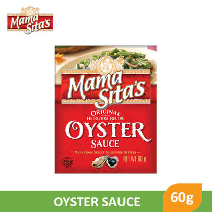Picture of Mama Sitas Oyster Sauce 60g - 089507