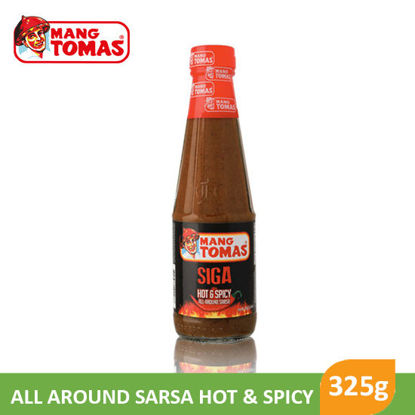 Picture of Mang Tomas Lechon Hot Sauce 325g - 007086