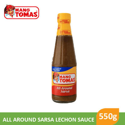 Picture of Mang Tomas Lechon Sauce 550g - 007085