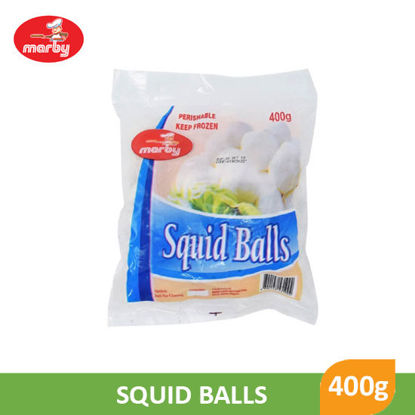 Picture of Marby Food Squid Balls 400g - 012089