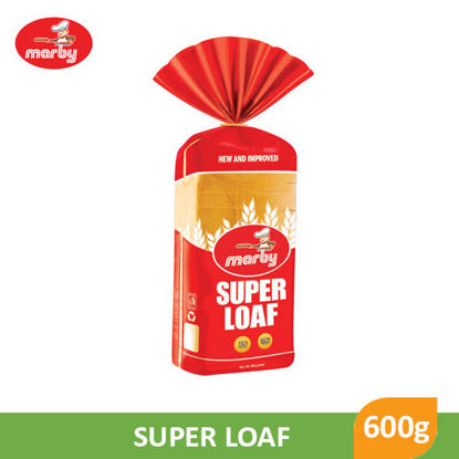 Picture of Marby Food Super Loaf 600g - 012041