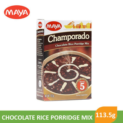 Picture of Maya Champorado Mix 113.5g - 072398