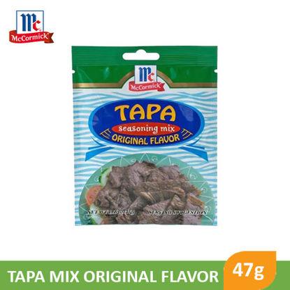 Picture of Mc Cormick Mt Tapa Mix Original 47g - 015848
