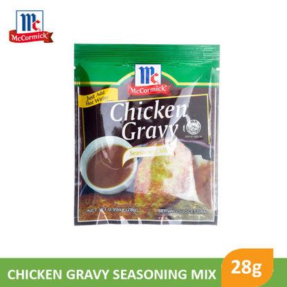Picture of Mc Cormick Chicken Gravy 28g - 007325