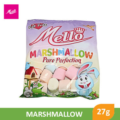 Picture of Mello Marshmallows 27g - 002224