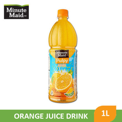 Picture of Minute Maid Pulpy Orange 1L - 048008