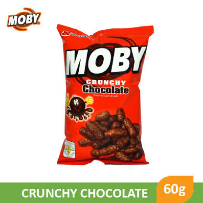 Picture of Moby Chocolate 60g - 023806